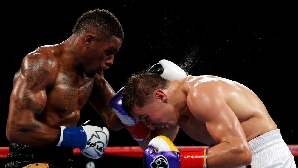 Willie Monroe Jr. did a lot of great things against Gennady Golovkin