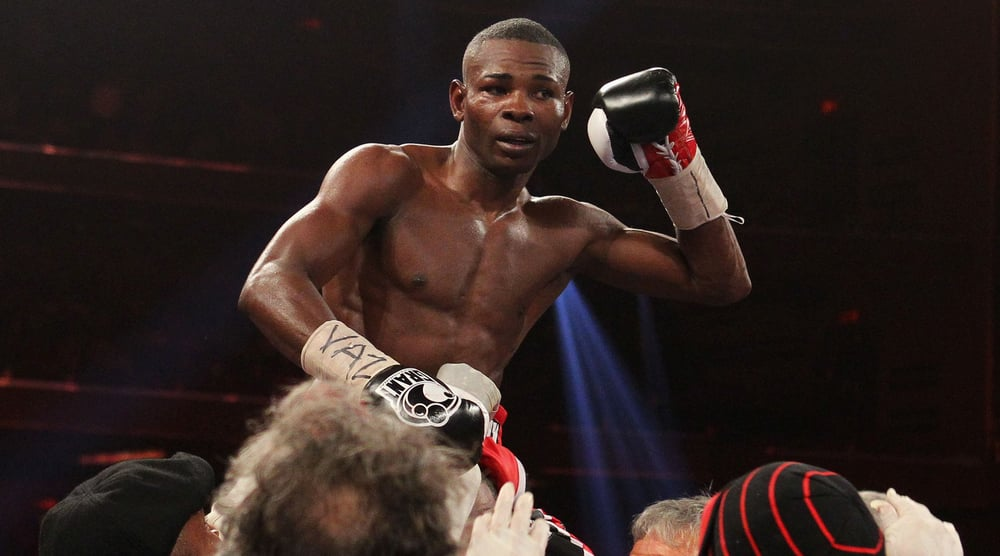 For Guillermo Rigondeaux it's a wait game now.