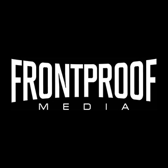 Frontproof Media Logo