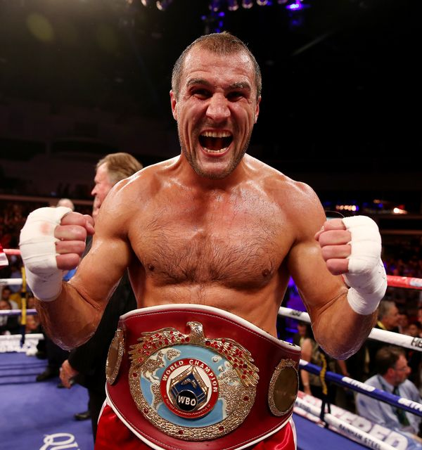 Sergey Kovalev will look to put his stamp on the division against bitter rival Jean Pascal