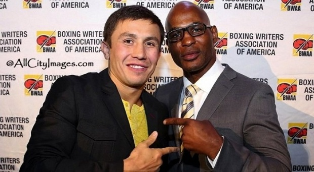 Rumors are flying about a potential fight between Gennady Golovkin and boxing legend Bernard Hopkins.