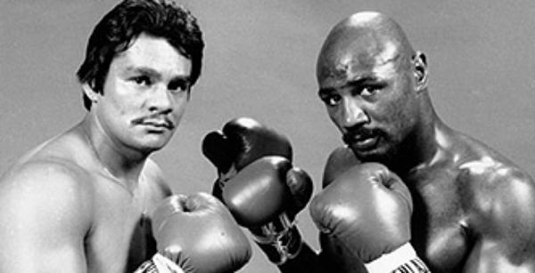 Roberto Duran vs. Marvin Hagler