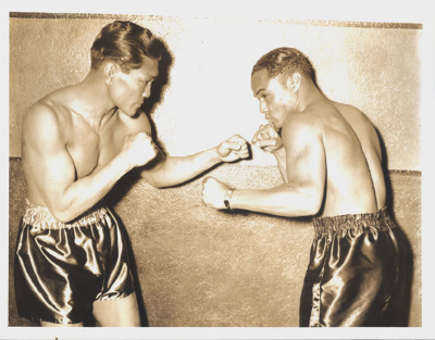 Henry Armstrong vs. Ceferino Garcia