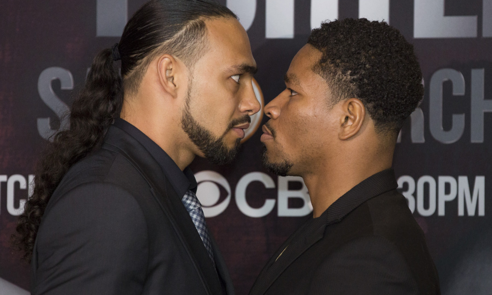 Keith Thurman vs. Shawn Porter has been been postponed due to injury