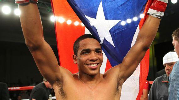 Felix Verdejo wins a decision of William Silva