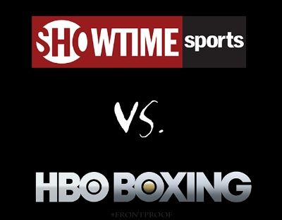 Boxing's heavyweight champions of television. HBO and Showtime look to establish themselves as the dominant of the two in 2016.