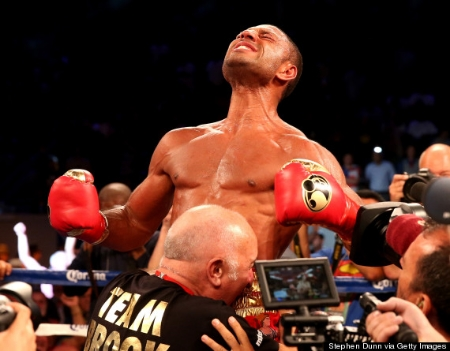 Kell Brook looks to impress in his fight against Bizier. Photo Credit: Stephen Dunn/Getty Images