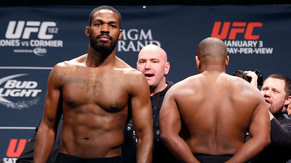 Jon Jones vs. Daniel Cormier is officially off the table for the meantime. Can the UFC find Jones a suitable replacement? Jed Jacobsohn/Zuffa LLC / Zuffa LLC
