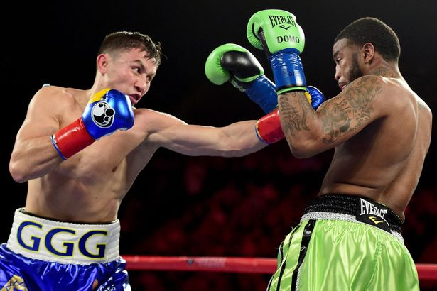Gennady Golovkin destroyed Dominic Wade within 2 rounds this past Saturday night could a move up provide the challenge boxing fans seek? Photo Credit: Harry How/Getty Images