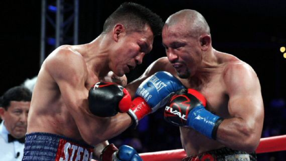 A rematch with Orlando Salido or unification match with WBC titleholder Francisco Vargas are great fights for Lomachenko at 130. Photo: Chris Farina/ Team Salido
