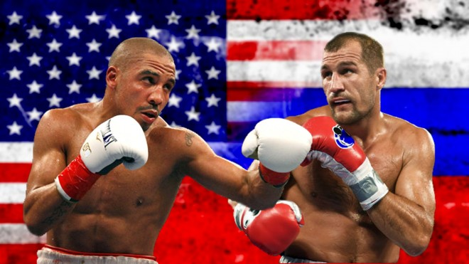 Andre Ward vs. Sergey Kovalev Boxing