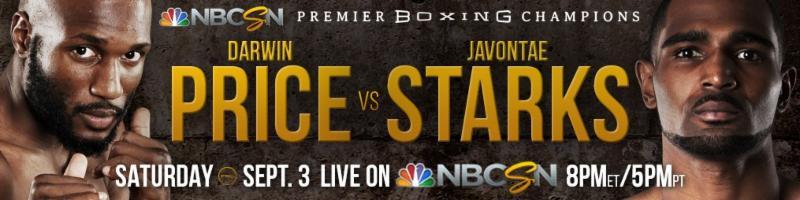 Tae Starks vs. Darwin Price