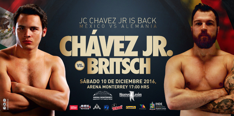 ChevezvsBritsch Boxing