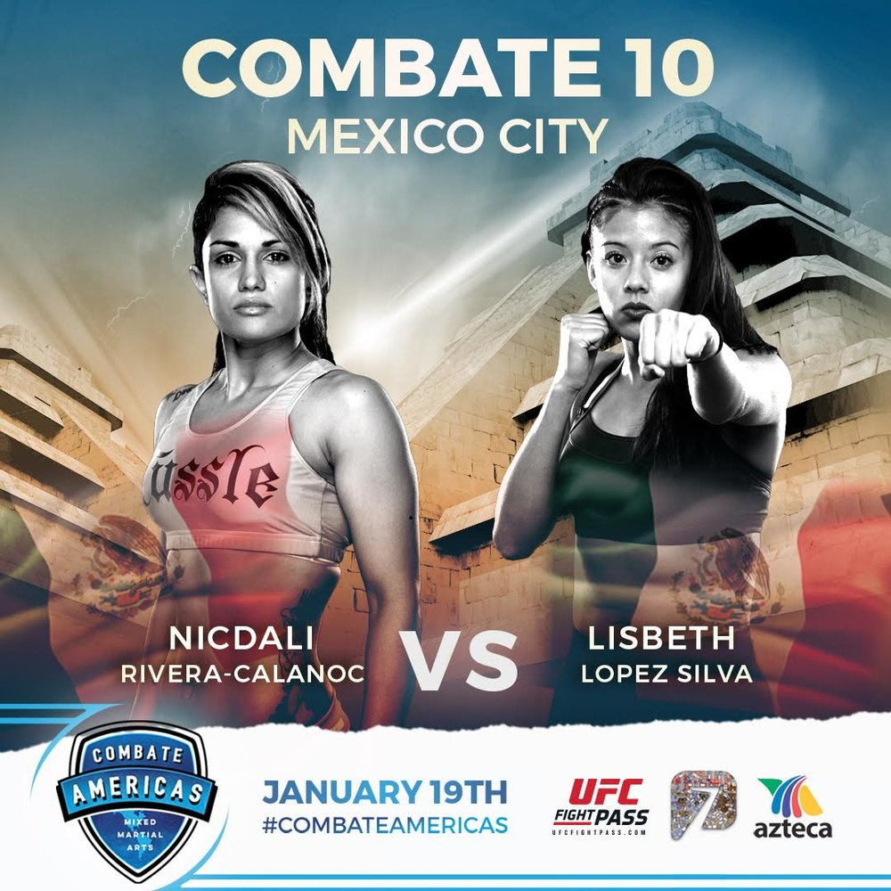 Image Courtesy: Combate Americas