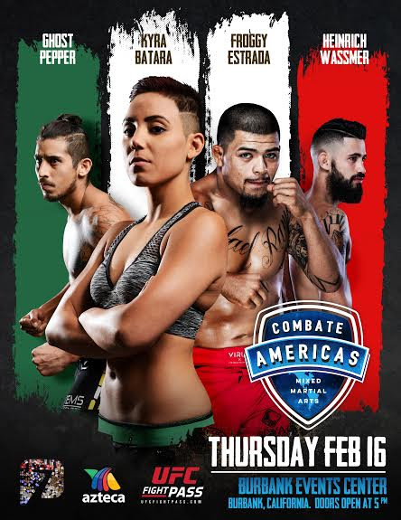 Image: Combate Americas
