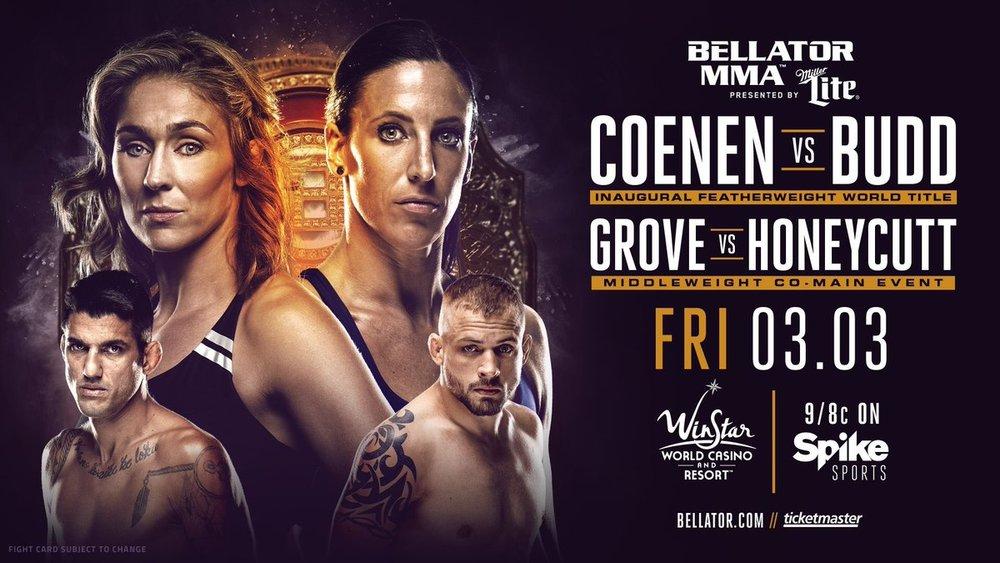 Courtesy: Bellator MMA