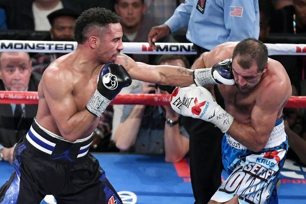 Andre Ward won a controversial decision over Sergey Kovalev last November. Photo: Ethan Miller/Getty Images