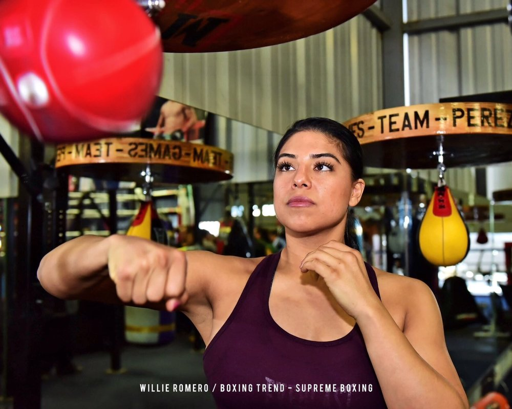 Photo: Willie Romero/Boxing Trend - Supreme Boxing