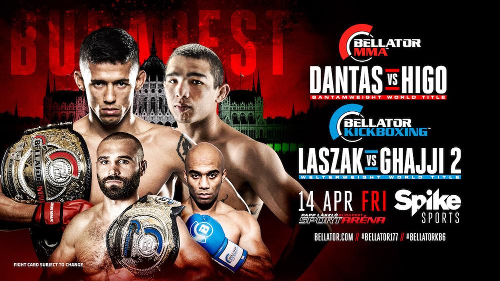 Image & Photos: Bellator MMA