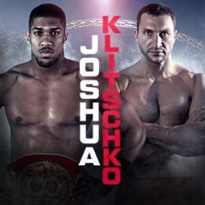 Anthony Joshua vs. Wladimir Klitschko Boxing