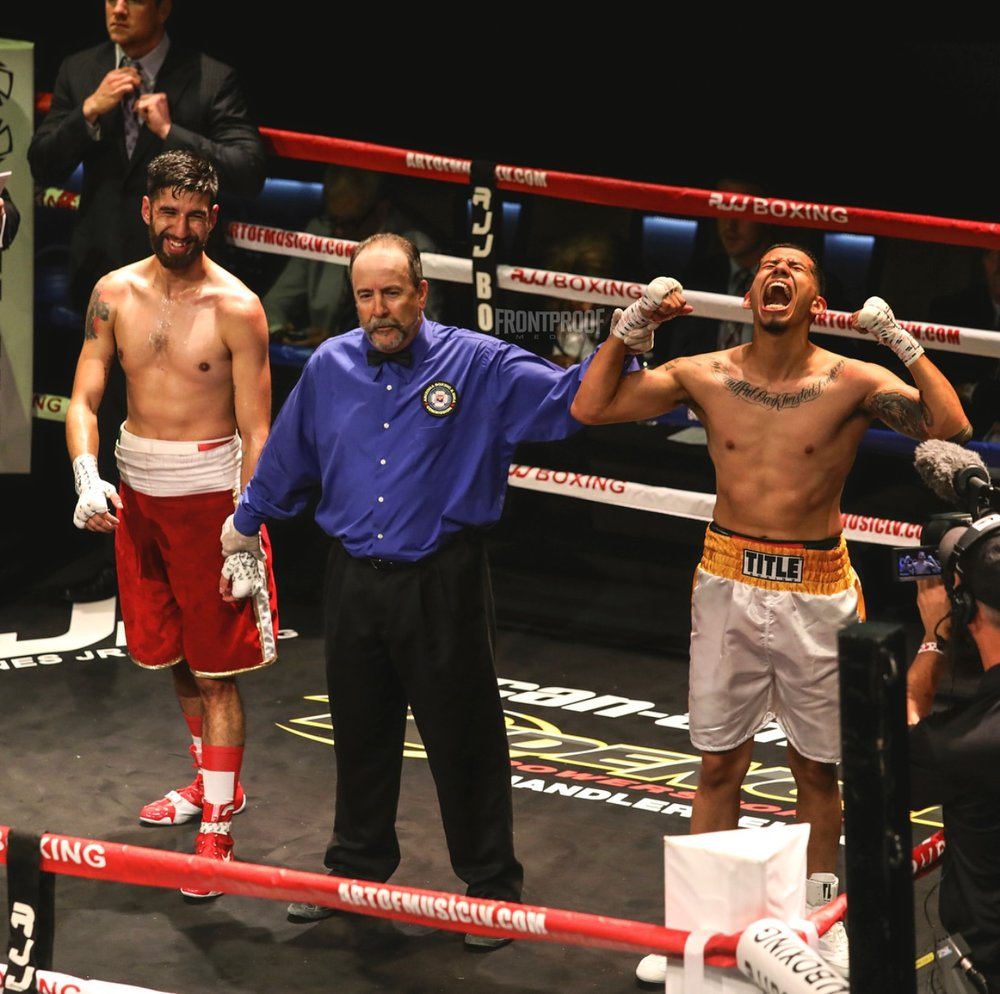 Photos: Roy Jones Jr  Boxing presents Phoenix Showdown