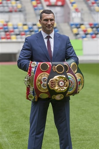 Wladimir Klitschko retires after a stellar career 21 year career in the sport of boxing. Photo: AP