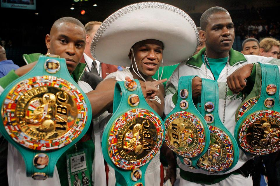 VIDEO: Showtime Sports: RING RESUME: Floyd Mayweather- Boxing News ...