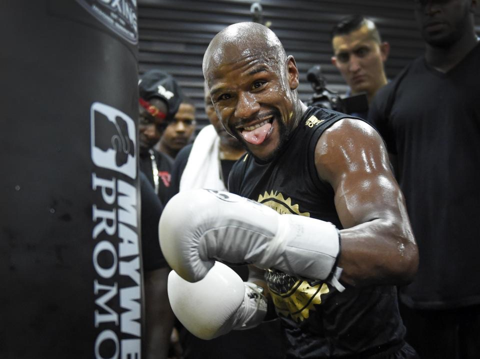 NSAC Changes Rules for Mayweather-McGregor- Boxing News, MMA News ...