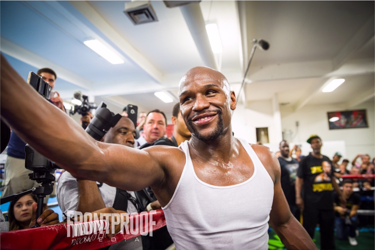 Comfortable Resume Mayweather Pacquiao Pictures Inspiration - Entry ...