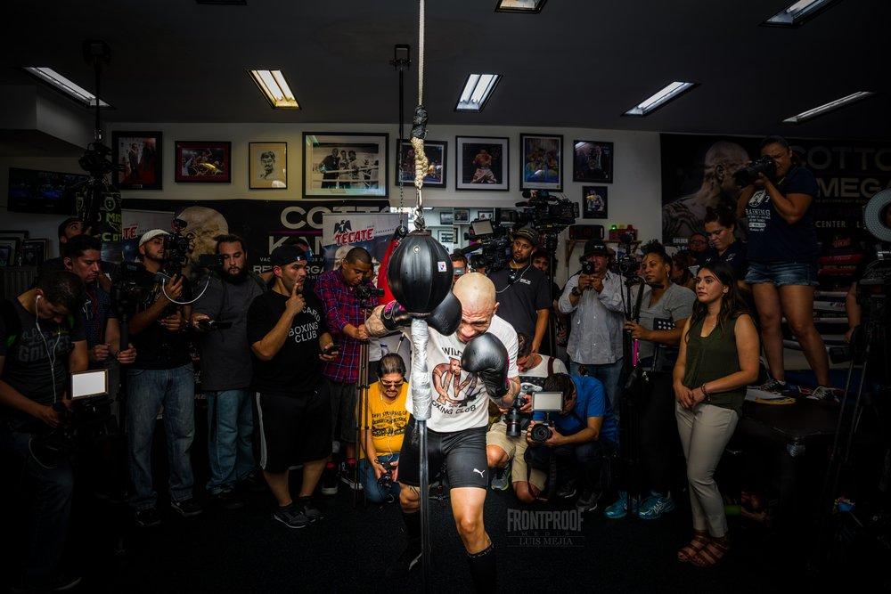Photo: Luis Mejia / Frontproof Media