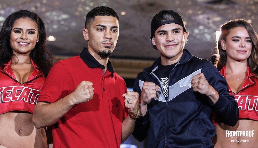 Randy Cabellero vs. Diego De La Hoya