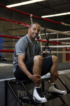 Andre Ward announces retirement at the peak of his career. Photo Credit: Michael Short/ The Chronicle
