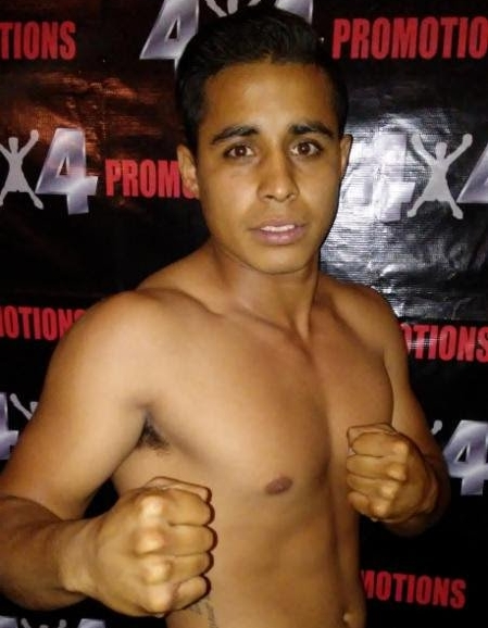 Alejandro Barboza will be making his U.S Debut 11/3