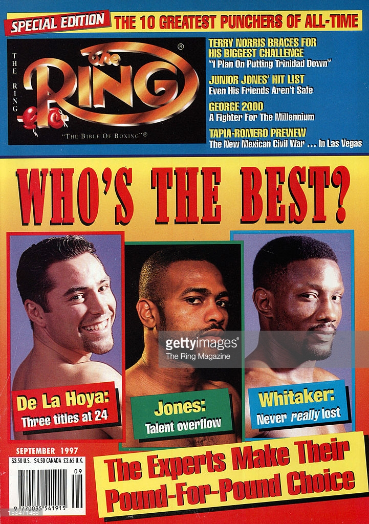 Ring Magazine Boxing