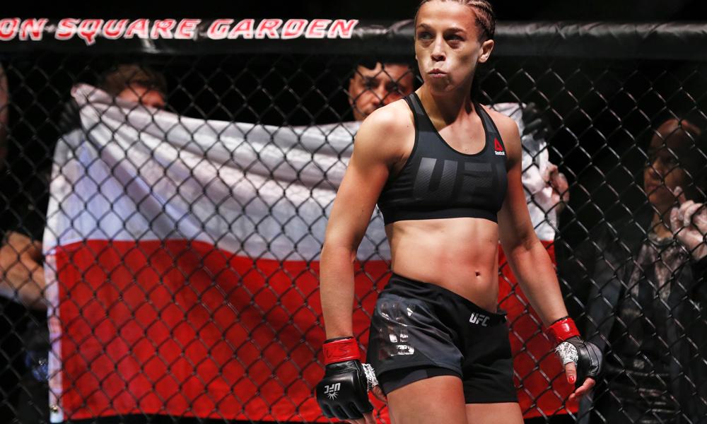 VIDEO: UFC: UFC 217 Countdown: Joanna Jedrzejczyk vs Rose Namajunas