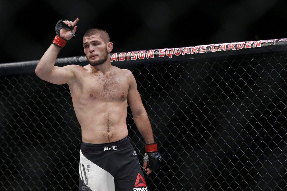 VIDEO: UFC: UFC 219: Khabib Nurmagomedov - The Eagle is