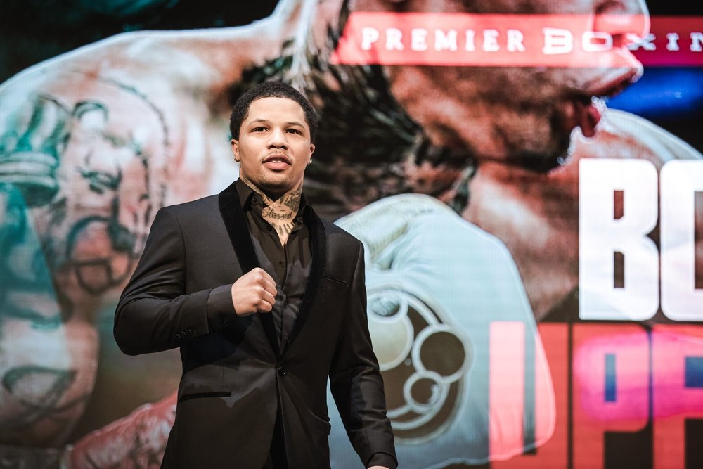 Gervonta  Davis will make his return to the ring on the  undercard  of the Broner-Figueroa card with his opponent to be named. Photo Amanda Westcott/Showtime