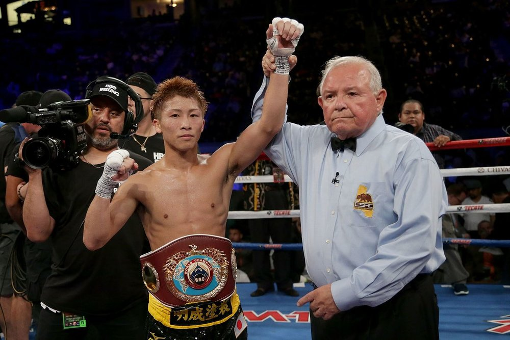 Naoya Inoue. Photo: Jeff Gross/Getty Images