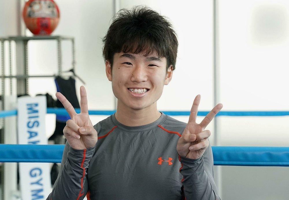 Ken Shiro. Photo: Naoki Fukuda