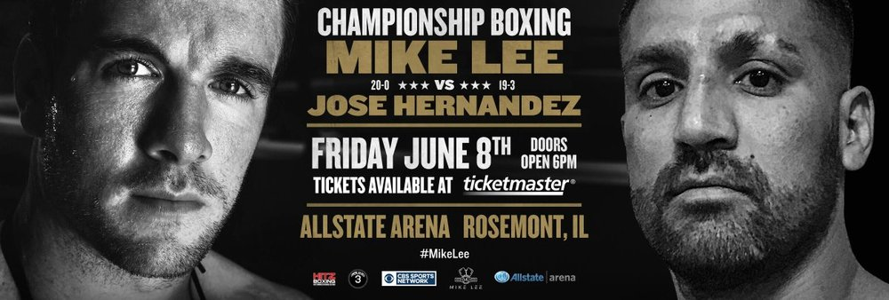 Hitz Boxing Mike Lee