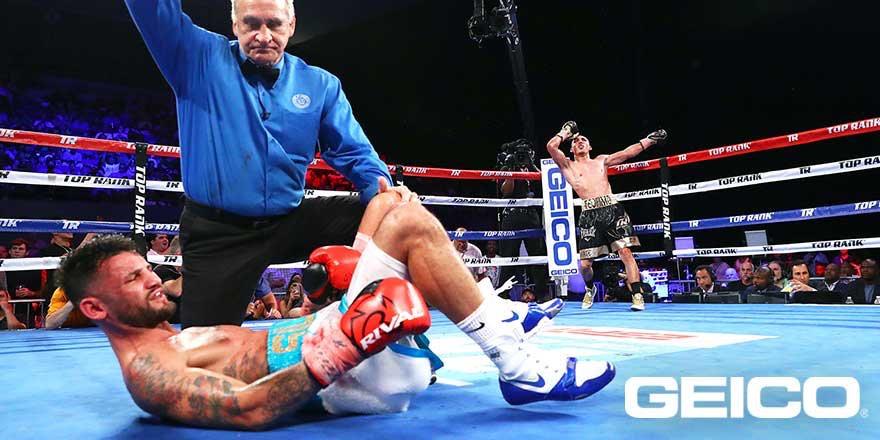 Teofimo Lopez William Silva Boxing
