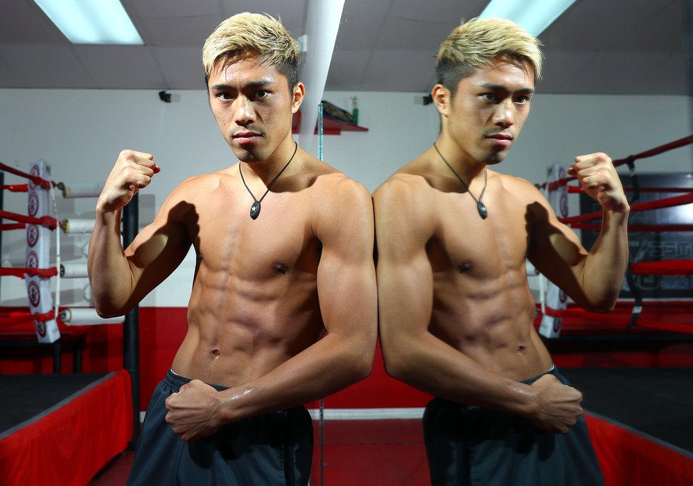 Masayuki Ito. Photo: Mikey Williams/Top Rank