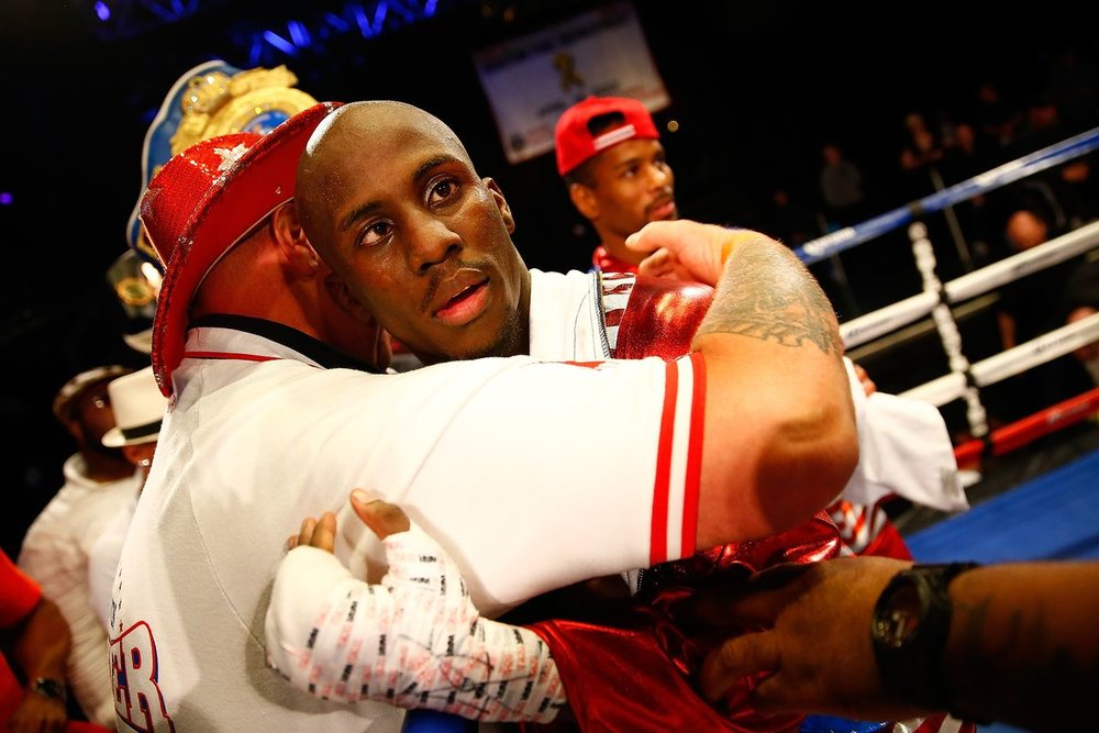 Tevin Farmer. Photo: Jared Wickerham/Getty Images