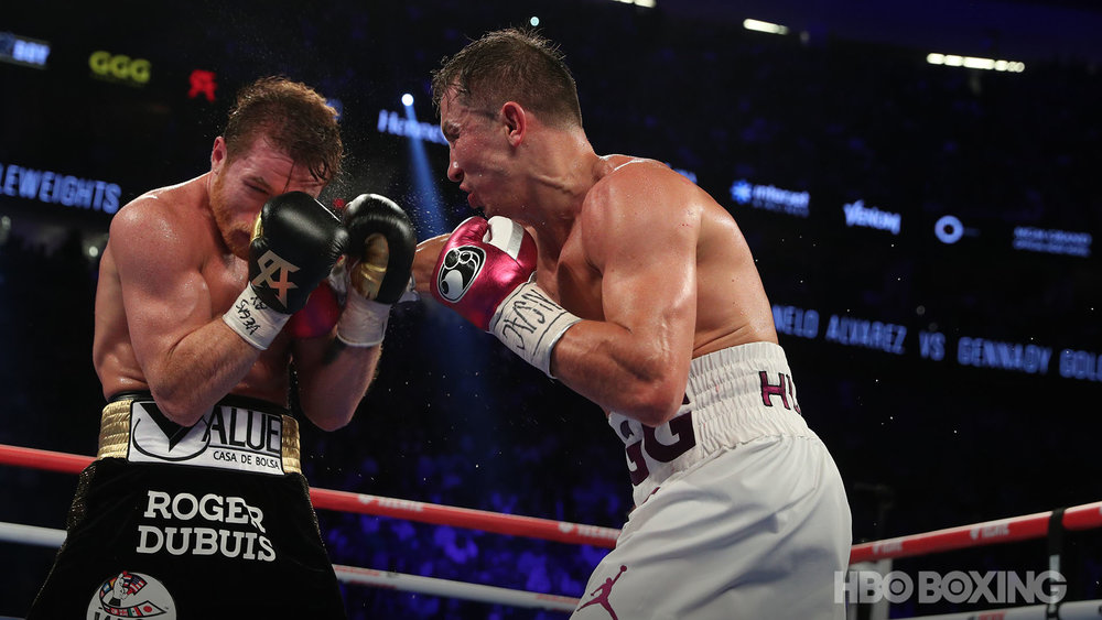 The rematch between Canelo Alvarez and Gennady Golovkin will end up being the final HBO boxing PPV. Photo: HBO Boxing