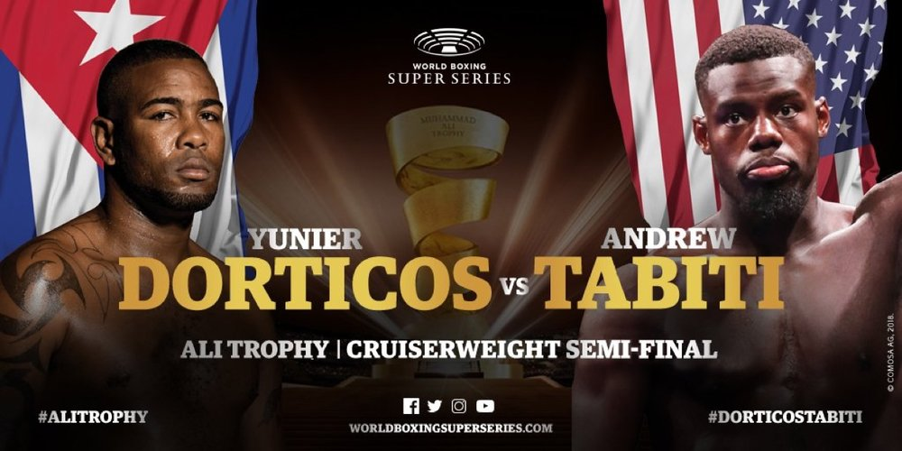 Photo: World Boxing Super Series