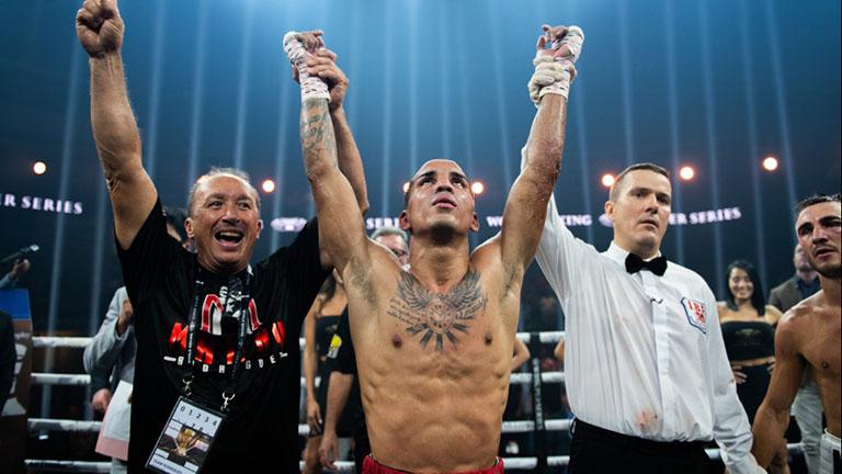 Photo: World Boxing Super Series