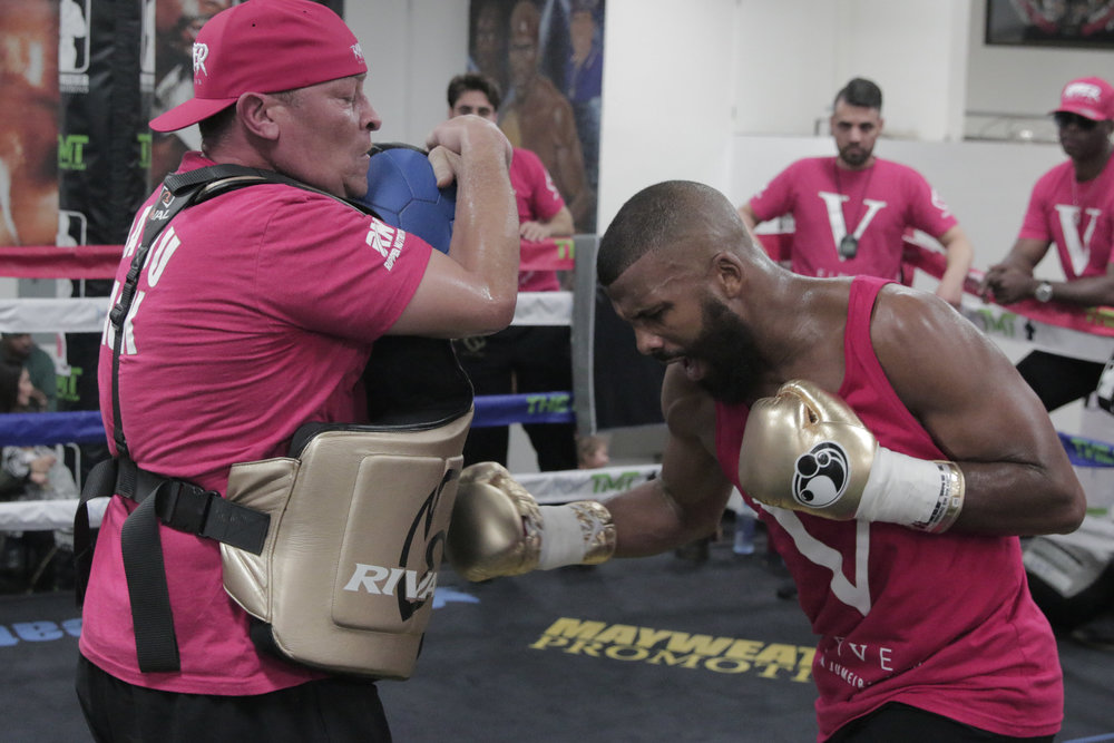 Photo: Leo Wilson/Premier Boxing Champions