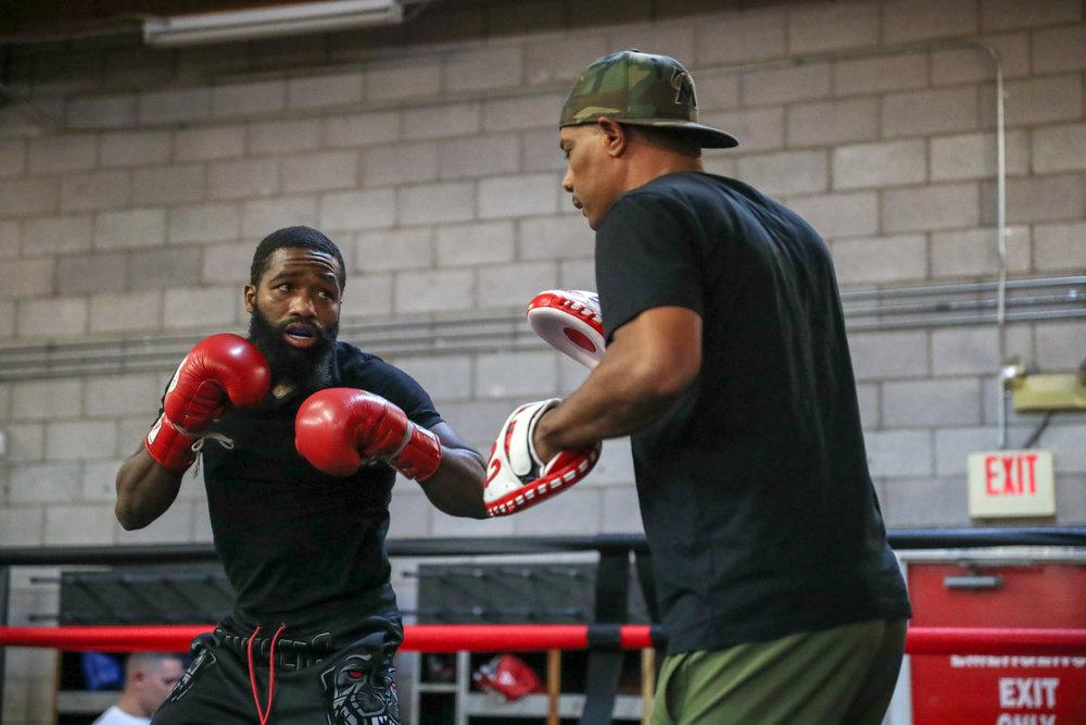 Photo: Nabeel Ahmad/Premier Boxing Champions
