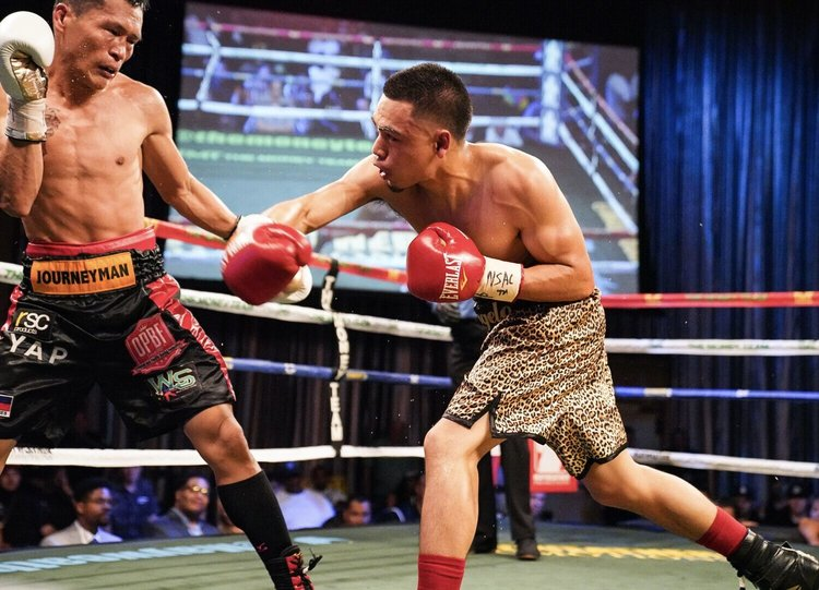 Angelo Leo Looks to Continue his Undefeated Streak Against
