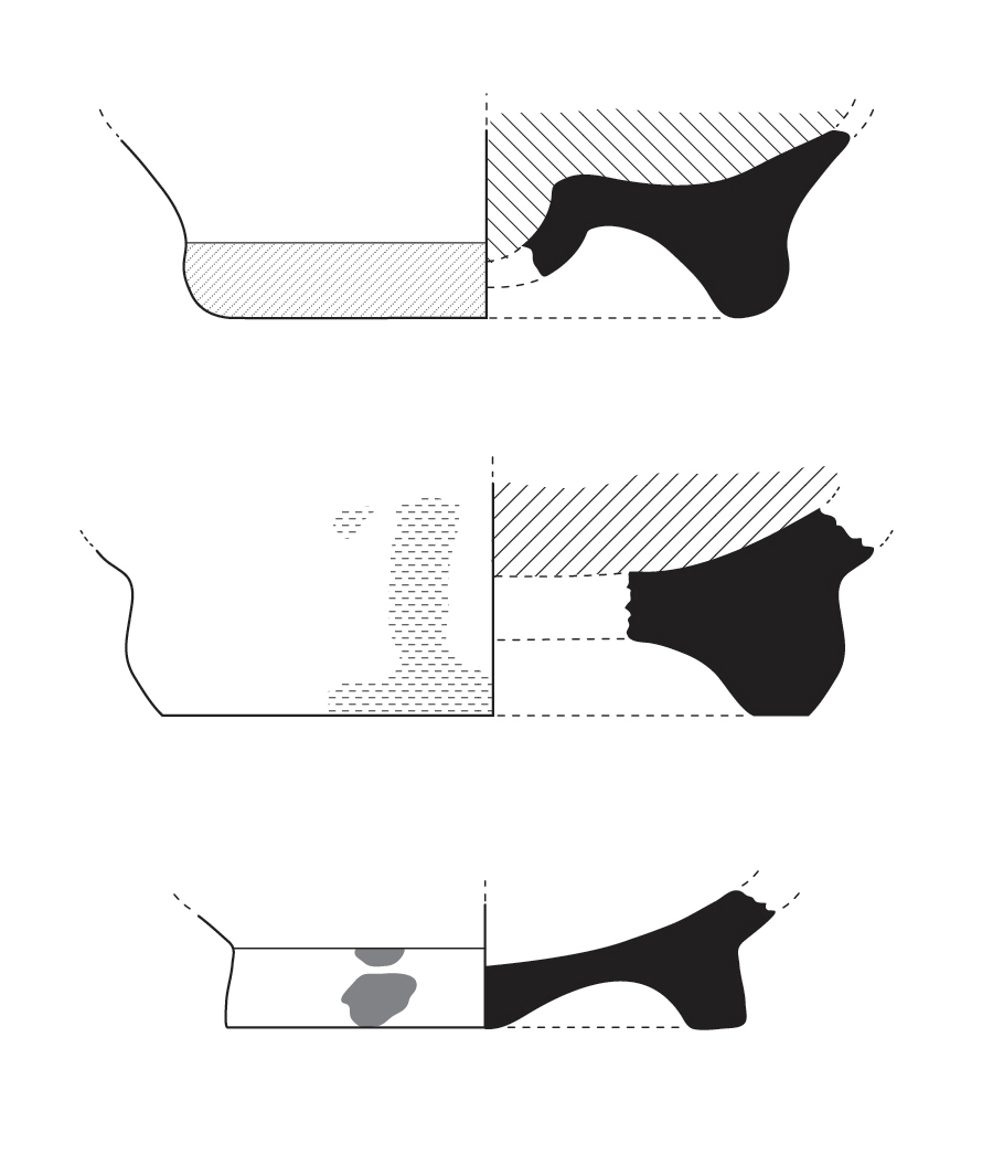 Pottery Profiles  Adobe Illustrator